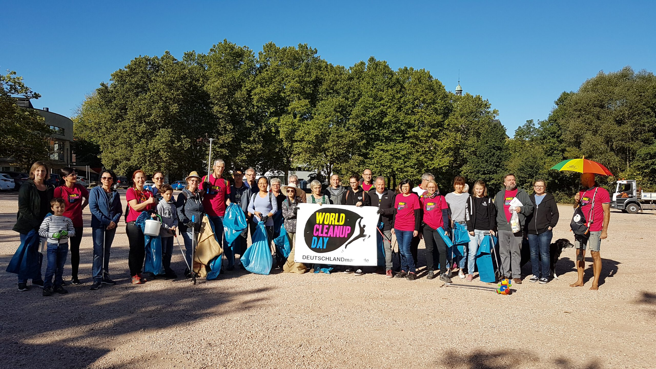 World Cleanup Day in Illingen