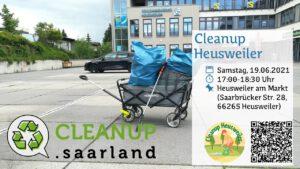 Cleanup Heusweiler