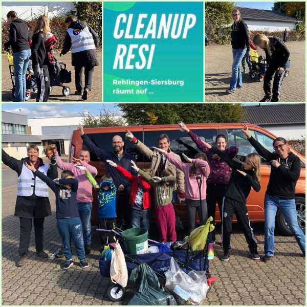 Cleanup Rehlingen-Siersburg